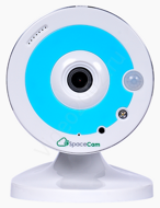 SpaceCam F1 Blue